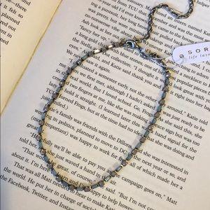 Sorrelli Aegean Sea Choker Necklace